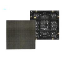 Buy cheap P4 indoor LED module size 128x128mm for event Rental LED Displays sign from wholesalers