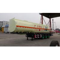 Wholesale diesel fuel trailers for sale in good dimensions from CIMC Vehicle from china suppliers