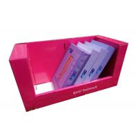 Wholesale Corrugated cardboard counter display boxes , Girls decorative cardboard boxes Advertising from china suppliers
