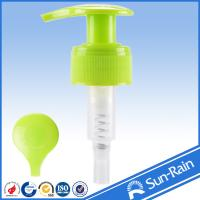Wholesale No Spill Colorful plastic cream pump dispenser with 1.2cc output from china suppliers