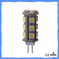Wholesale 18 PCS Dimmable Ceiling Lamp G4 LED Lights 270 LM SMD 5050 Natural White from china suppliers