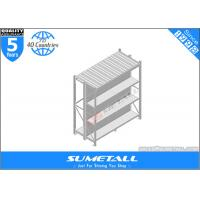 Wholesale Heavy Duty Multilayer Shop Display Shelf Fixture For Supermarkets / Grocery Stores from china suppliers