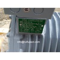 Quality Copeland Hermetic Compressor Dk/Dl Series Air-Cooled 1.0-5hp R22/R502  COLOR GREEN for sale