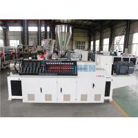 Wholesale Double Screw / Single Screw Extruders For 2 - 3mm PVC Roof Tile Making Machine from china suppliers