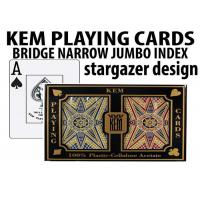 Wholesale Advanced KEM Stargazer Invisible Ink Marked Card Decks For Cheating Poker Games from china suppliers