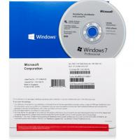 Wholesale Microsoft Software Windows 7 Home OEM Package 32/64 Bits With DVD Win 7 home online activation from china suppliers