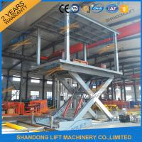 Wholesale Parking System Hydraulic Platform Lift from china suppliers