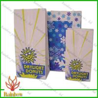 Wholesale Promotional Recycled Kraft Customized Paper Bags With Handles from china suppliers