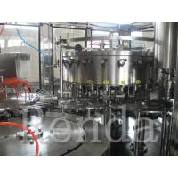 Wholesale Stainless Steel Small Carbonated Drink Filling Machine 380V ISO Certification from china suppliers