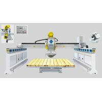 Buy cheap PLC-400 Stone Bridge Saw,  Bridge cutting machine,  Bridge Saw Machine for Marble and Granite Kitchentop / Stone machine from wholesalers