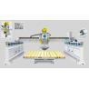 Buy cheap PLC-400 Stone Bridge Saw,  Bridge cutting machine,  Bridge Saw Machine for Marble and Granite Kitchentop / Stone machine from wholesalers