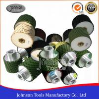 Wholesale 2 Inch 3 Inch  Diamond Drum Wheel , Diamond Sanding Drum With Resin Bond Material from china suppliers