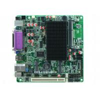 Wholesale Atom N2800 CPU Fanless Embedded Mini ITX motherboard 6 COM ,8 USB2.0 industrial mainboard from china suppliers