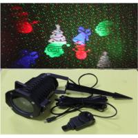 Wholesale Outdoor Green+Red moving Firefly Landscape Laser with LED patterns projector from china suppliers