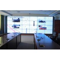 Wholesale 55Inch LCD Video Walll  Wall mounted Toughened Glass Material from china suppliers