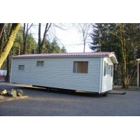 Wholesale Moistureproof Prefab Mobile Homes / Yellow Mobile Manufactured Homes from china suppliers