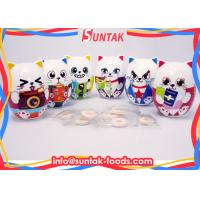 Wholesale Orange Sweets Flavor Go Go Kitty Sweets Candy With Toys 2 Years Shelf Life from china suppliers