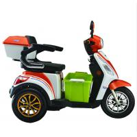 Wholesale 3.00-10 / 3.00-10 Wheel Size Foldable Electric Scooter Front / Rear Full Charge Endurance from china suppliers