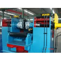 Quality H-Beam Flange Thick Plate Hydraulic Straightening Machine With 22kw Motor in Construction area for sale