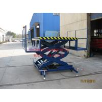 Wholesale Warehouse Stationary Manual Hydraulic Lift Hydraulic Drive For Equipment Installations from china suppliers