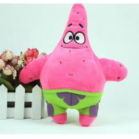 Wholesale Stuffed toys Spongebob Squarepants Dark Pink Patrick 6'', Plush toys,Toy animal from china suppliers