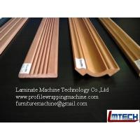 Wholesale wood veneer wrapping from china suppliers