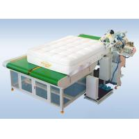 Wholesale Fullly Automatic Mattress Tape Edge Sewing Machine Pulley Stepless Adjustment 5.5m / min from china suppliers