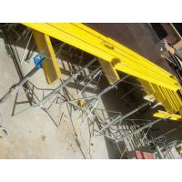 Buy cheap Light Weight , Folded Slab Formwork System, Tripod Table Formwork from wholesalers