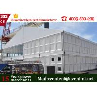 Wholesale Outdoor Balcony Double Decker Tent Transparent With Two Storey For 500+ Seats from china suppliers
