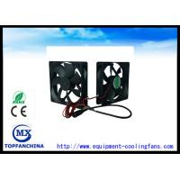 Wholesale Electronic Equipment Cooling Fans Computer Case 12V Cooling Fan 120mm X 120mm X 25mm from china suppliers