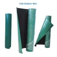 Wholesale ESD Rubber Mat Antistatic Table Mat from china suppliers