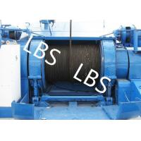 Wholesale Wire Rope Marine Windlass Winches Lifting Winch Hydraulic Tugger Winch from china suppliers