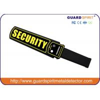 Wholesale Body Metal Detector Handheld With Metal Density Signal For Aiport Use from china suppliers