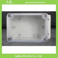 Wholesale 100*68*50mm IP65 clear types of electrical box Wall mounting from china suppliers