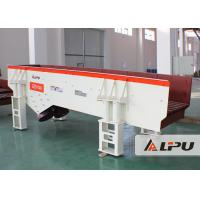 Wholesale Stable Vibration Feeder in Sandstone Production Line , Uniform Feeding from china suppliers