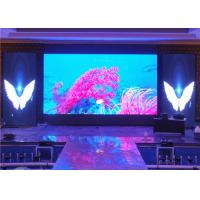 Wholesale High Contrast SMD2121 Stage Background Led Screen , Indoor LED Displays Billboard from china suppliers