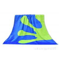 Quality Double Sided Custom Woven Beach Towels , 100% Cotton Beach Towels for sale