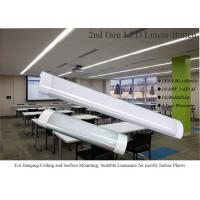 Wholesale 60W Cool White SMD LED Batten Lamp 5 Feet For Office / Meeting Room , SAA Approved from china suppliers