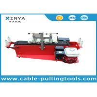 Wholesale Honda Gasoline Engine Cable Puller Winch for Small Diameter Cable Layout from china suppliers