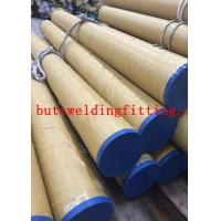 Wholesale EN 10216 / 5 TC2 Grade 1.4301 X5CrNi18-9 TP304 Stainless Steel Welded Pipe from china suppliers