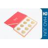 Professional Eyelash Subscription Box False Eyelash Packaging Matt Lamination for sale