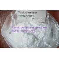 Wholesale CAS 57-85-2 Men Muscle Building Raw Testosterone Propionate Powder from china suppliers