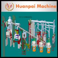Wholesale 6FTYD-2T/h flour machine for maize from china suppliers