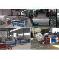 Wholesale High Efficiency Band Strapping Machine / PE Air Cushion Film Production Line from china suppliers