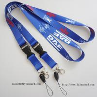 Wholesale China Factory for Event Dye Sublimation Lanyard/Heat Transfer Printing Lanyard with Cell phone attachment from china suppliers