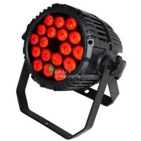 Quality 18*10w/15w rgbwa 5in1 led par can for sale
