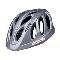 Wholesale Cycling Safety Bicycle Helmets With Lights / Night Silver Bicycle Helmet from china suppliers