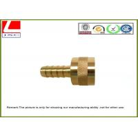 Wholesale High Speed Precision CNC Machined Components Brass shaft For Electronics from china suppliers