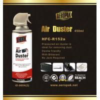 Wholesale R - 152A Air Duster Can Industrial Cleaning Supplies For Keyboards from china suppliers