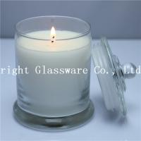 Wholesale candle jar with scent candle , candle container with soy wax from china suppliers